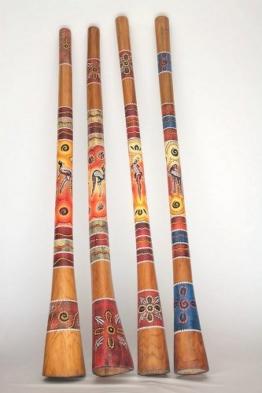 Holz Didgeridoo Jackfruit Baum