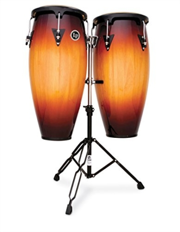 LP Aspire Holz Conga-Set