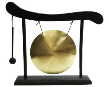 Tisch-Gong